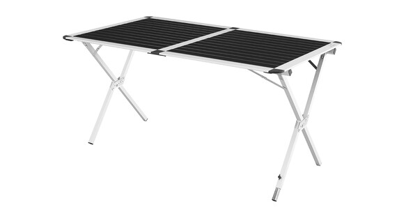 Easy Camp Rennes XL - Table de camping - XL bleu, gris/noir